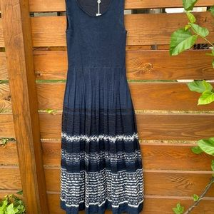 MAX Studio Navy Dress